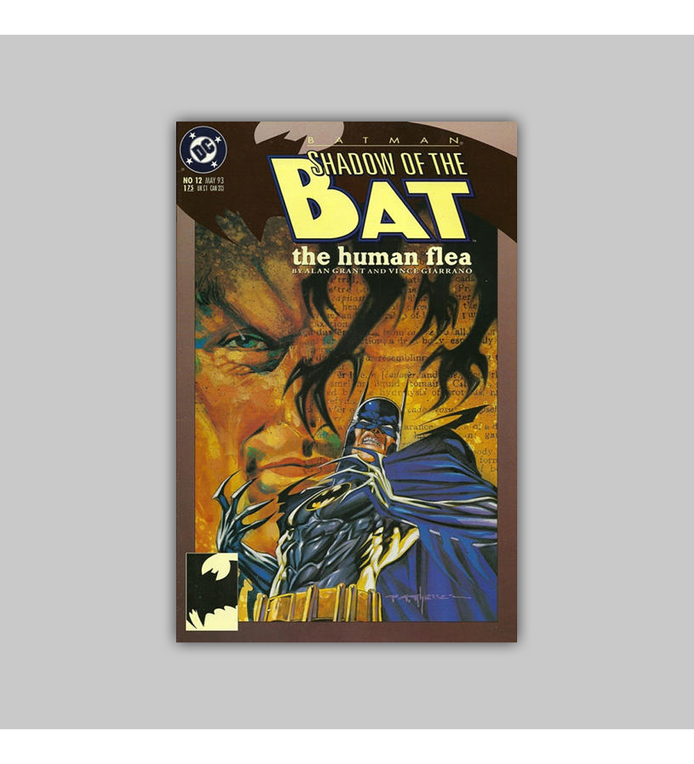 Batman: Shadow of the Bat 12 1993