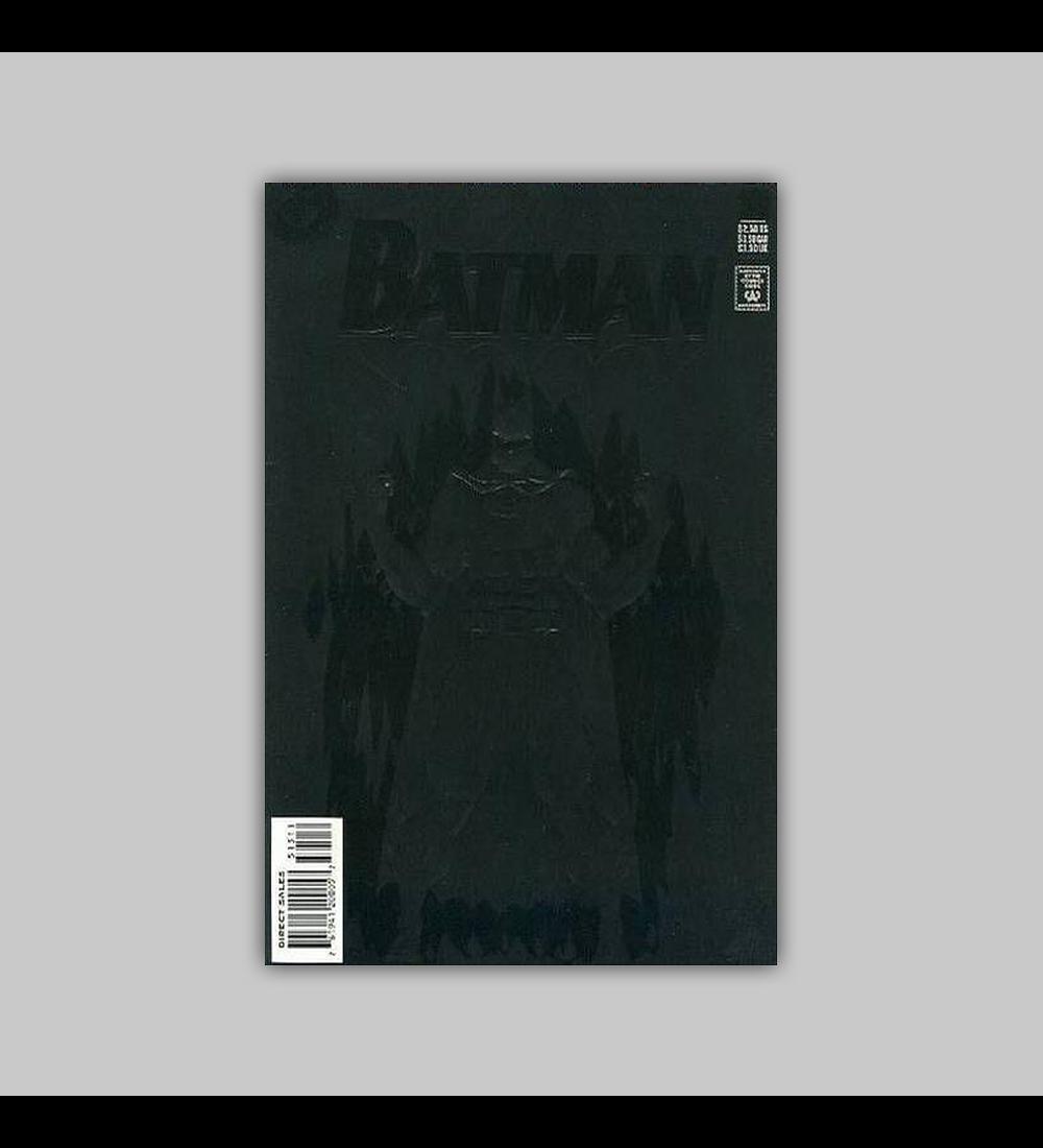 Batman 515 Embossed 1995