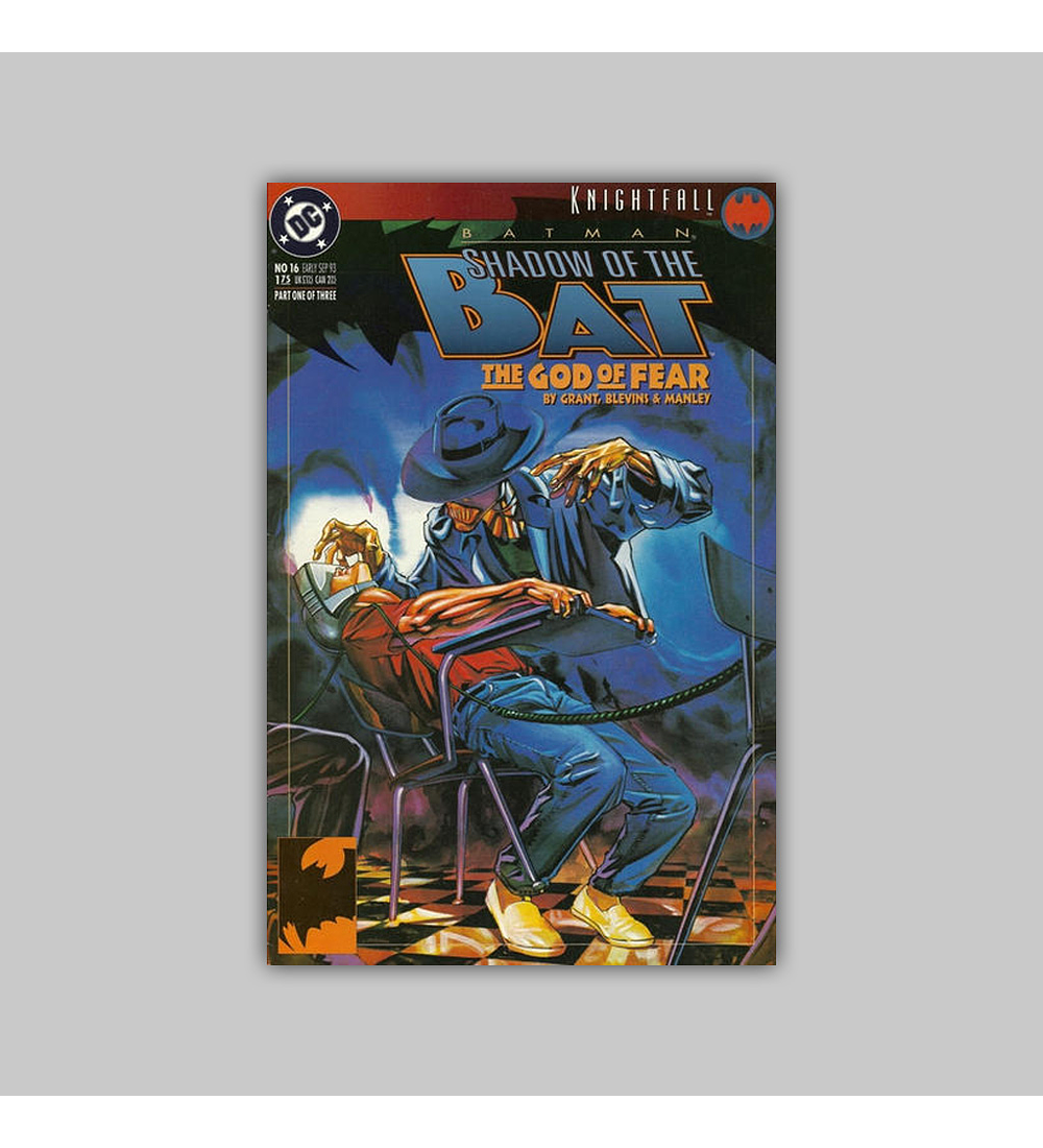 Batman: Shadow of the Bat 16 1993