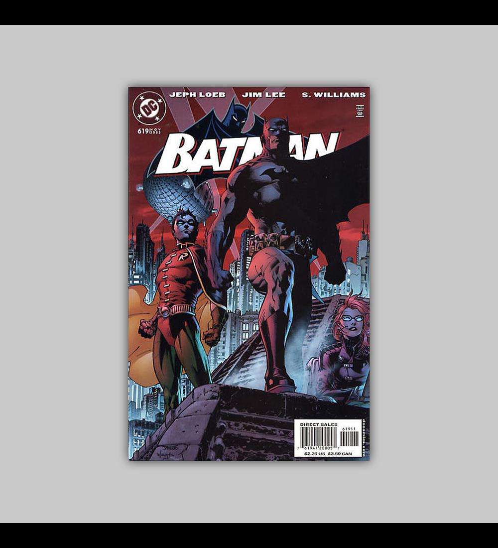 Batman 619 2003