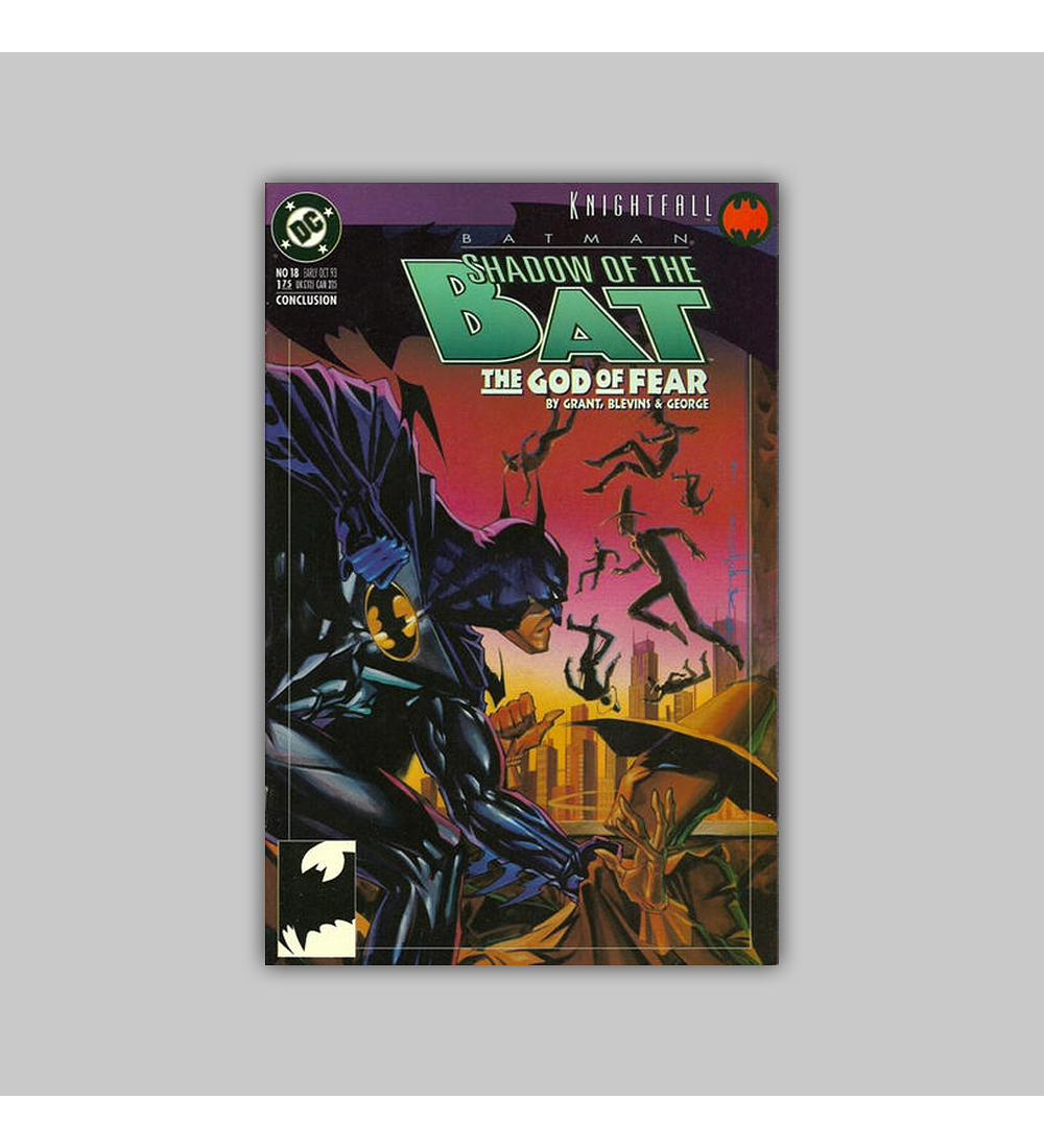 Batman: Shadow of the Bat 18 1993