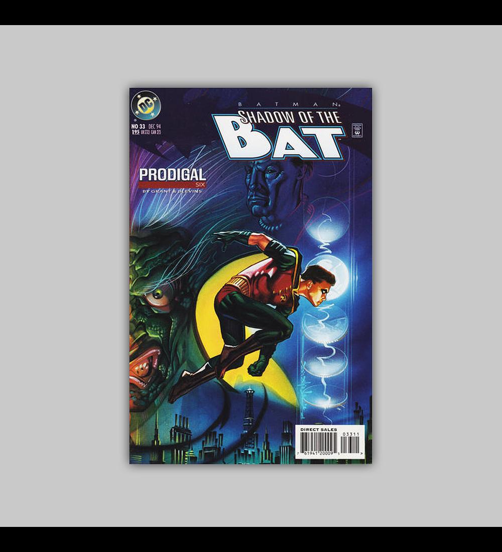 Batman: Shadow of the Bat 33 1994