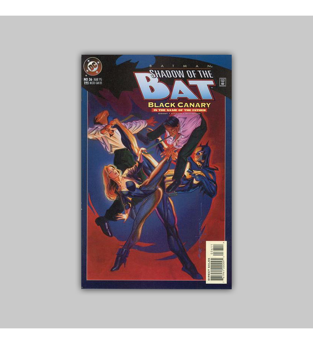 Batman: Shadow of the Bat 36 1995