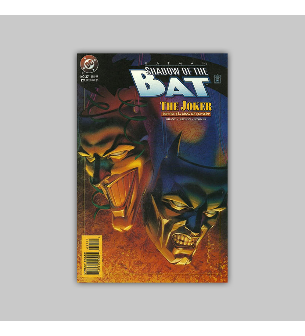 Batman: Shadow of The Bat 37 1995