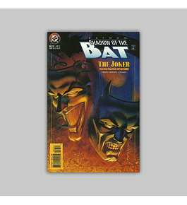 Batman: Shadow of The Bat 37 1995