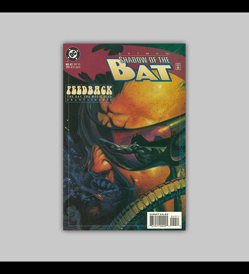 Batman: Shadow of The Bat 42 1995