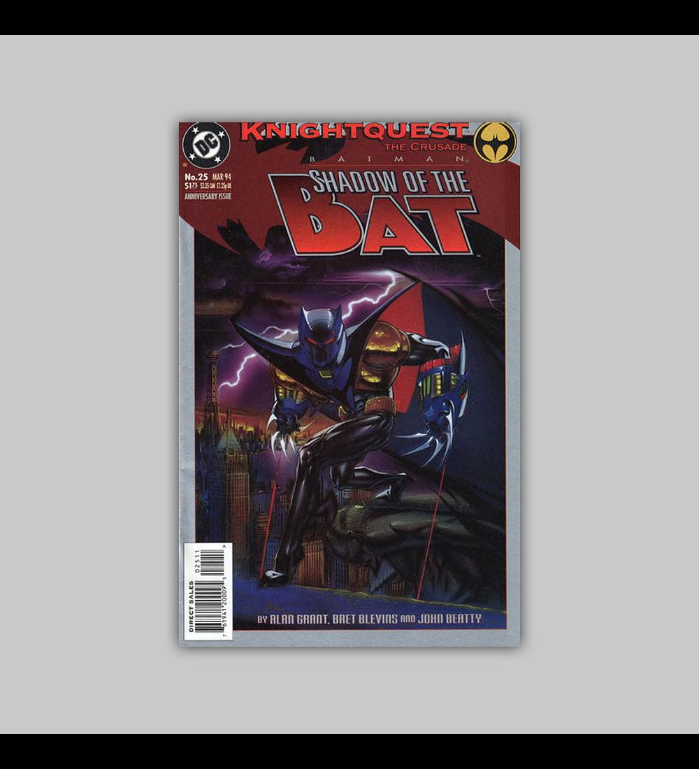 Batman: Shadow of the Bat 25 1994