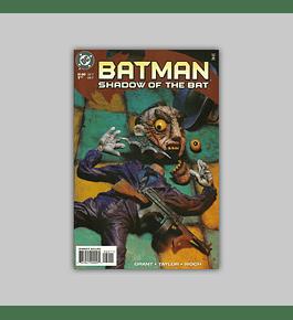 Batman: Shadow of the Bat 60 1997