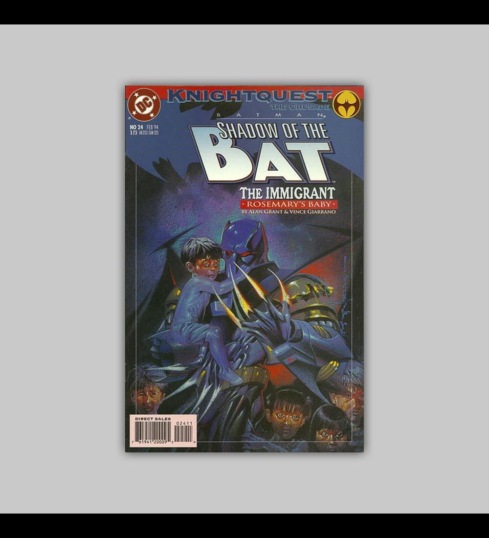 Batman: Shadow of the Bat 24 1994