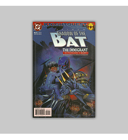 Batman: Shadow of the Bat 24 1994