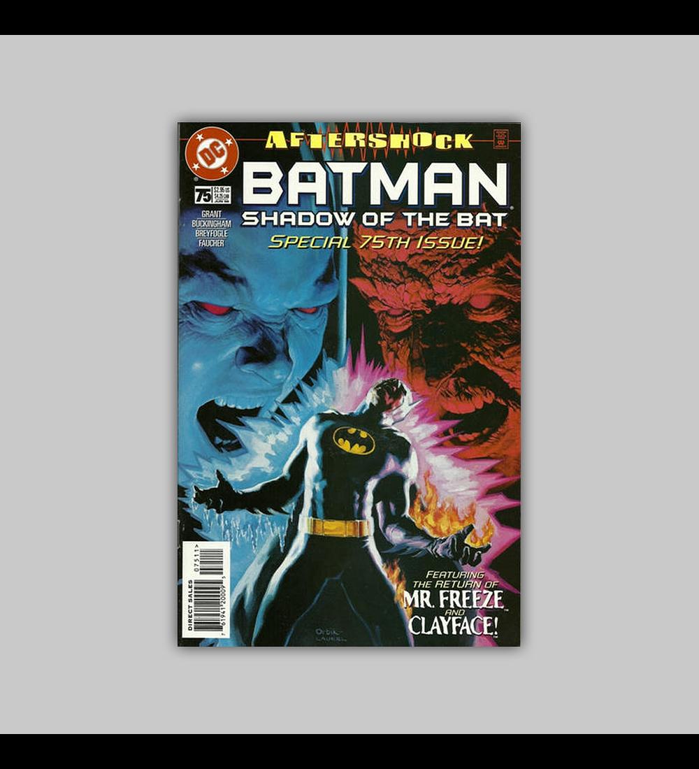 Batman: Shadow of the Bat 75 1998