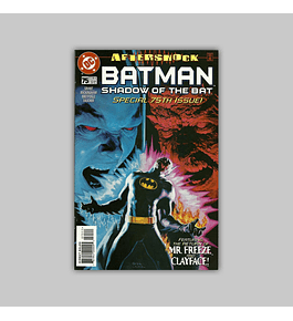 Batman: Shadow of the Bat 75 1998