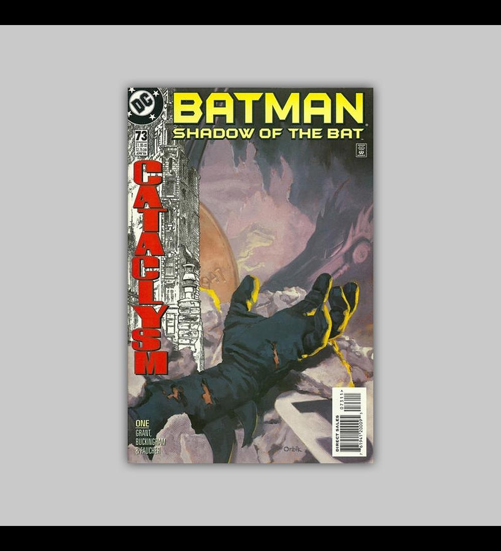 Batman: Shadow of the Bat 73 1998
