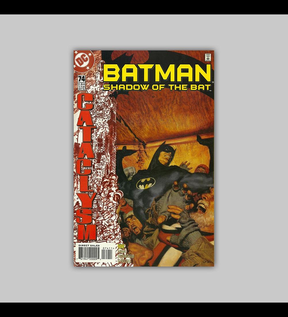 Batman: Shadow of the Bat 74 1998