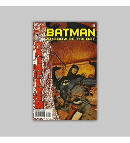 Batman: Shadow of the Bat 74 1998