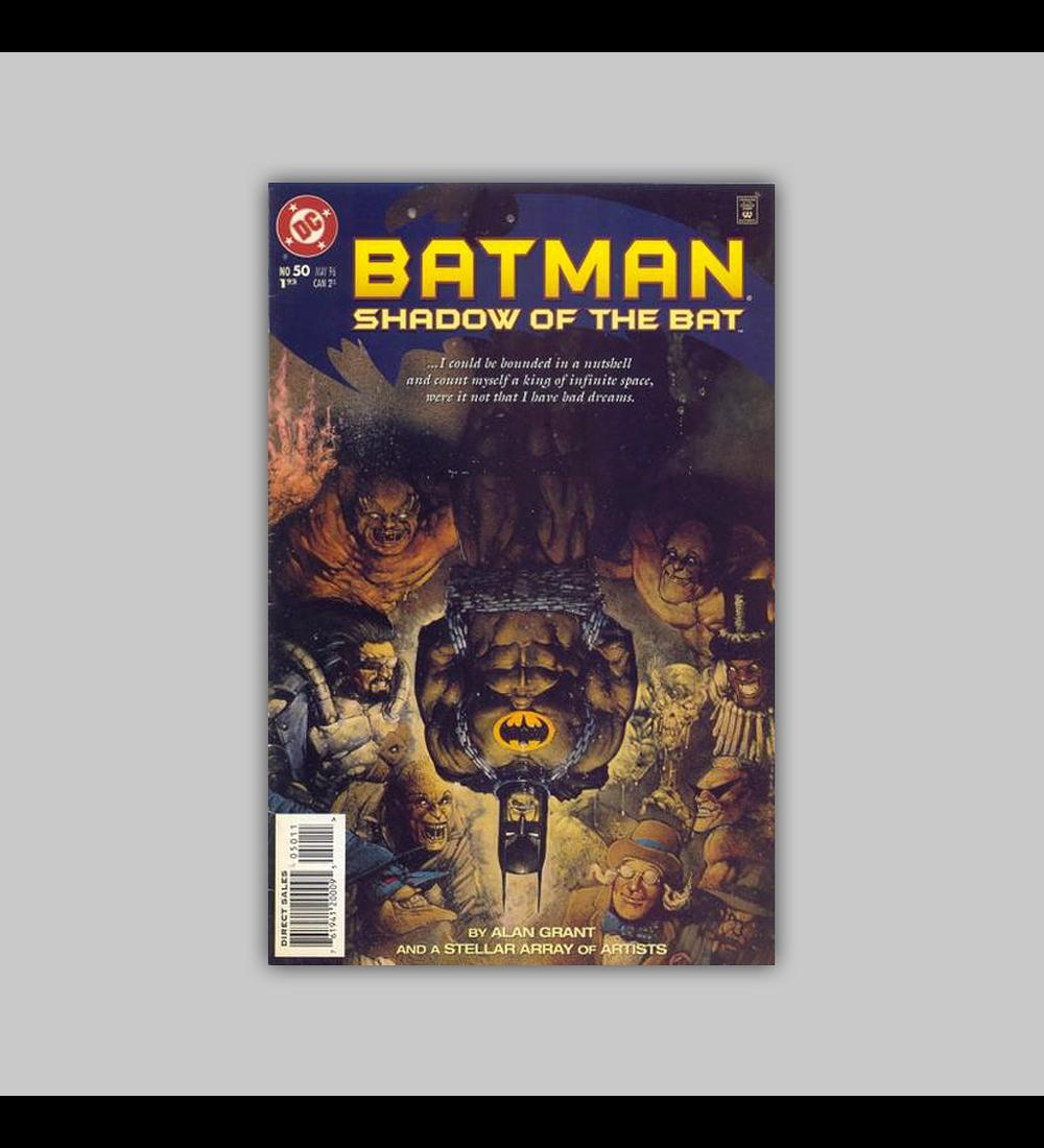 Batman: Shadow of the Bat 50 1996