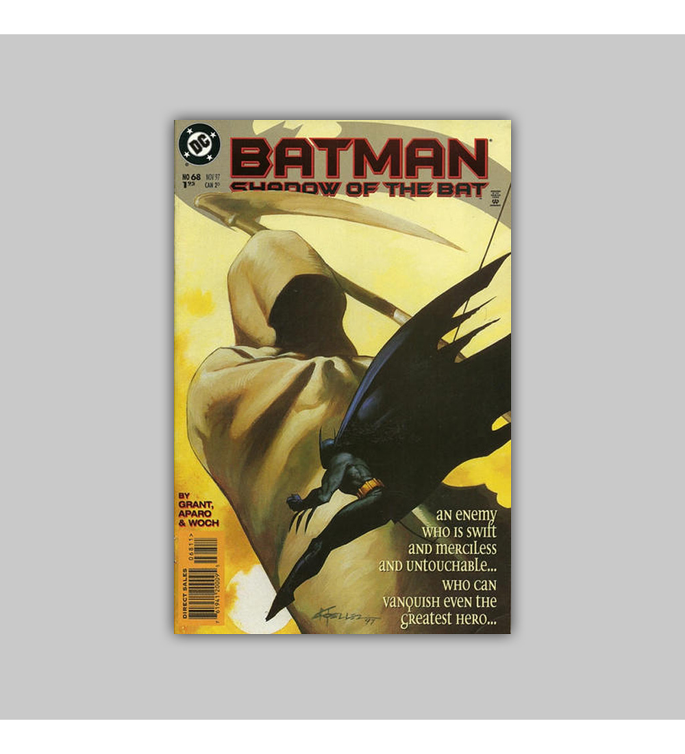 Batman: Shadow of the Bat 68 1997