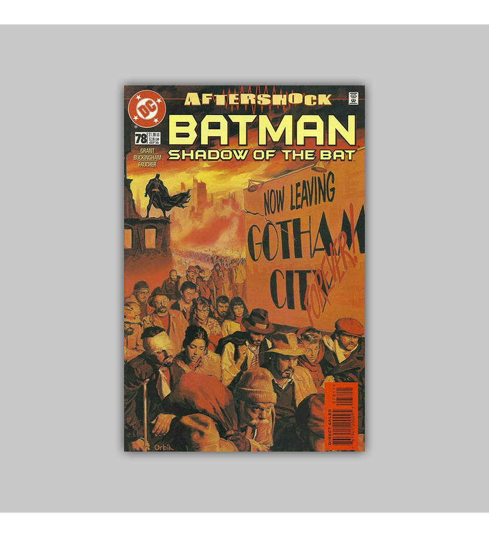 Batman: Shadow of the Bat 78 1998