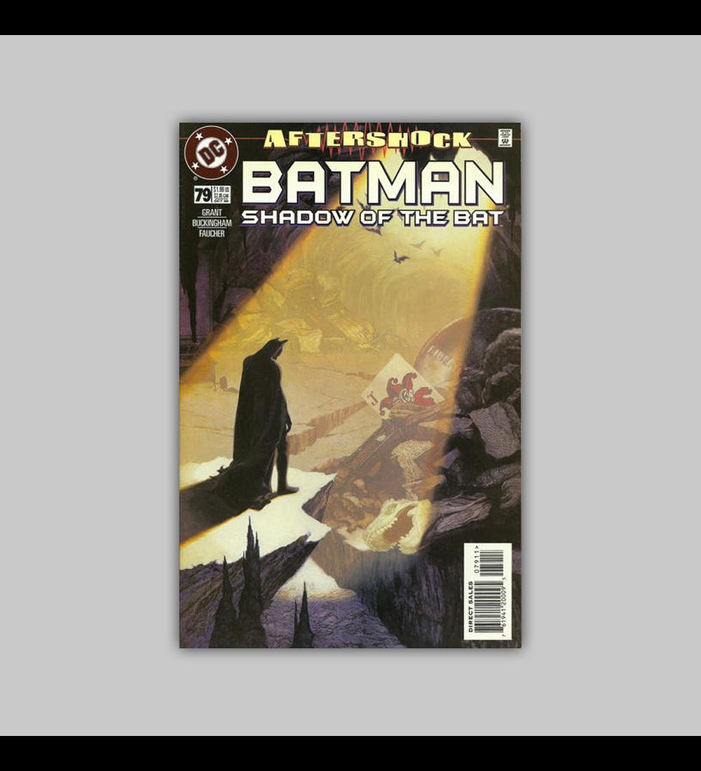 Batman: Shadow of the Bat 79 1998
