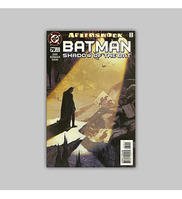 Batman: Shadow of the Bat 79 1998