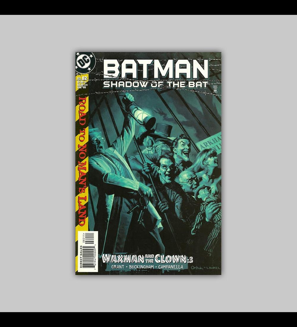 Batman: Shadow of the Bat 82 1999