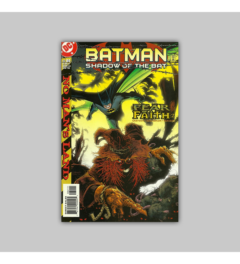 Batman: Shadow of the Bat 84 1999