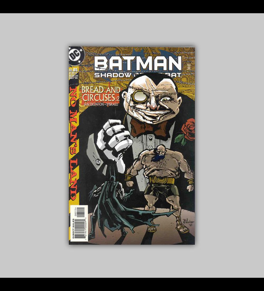 Batman: Shadow of the Bat 85 1999