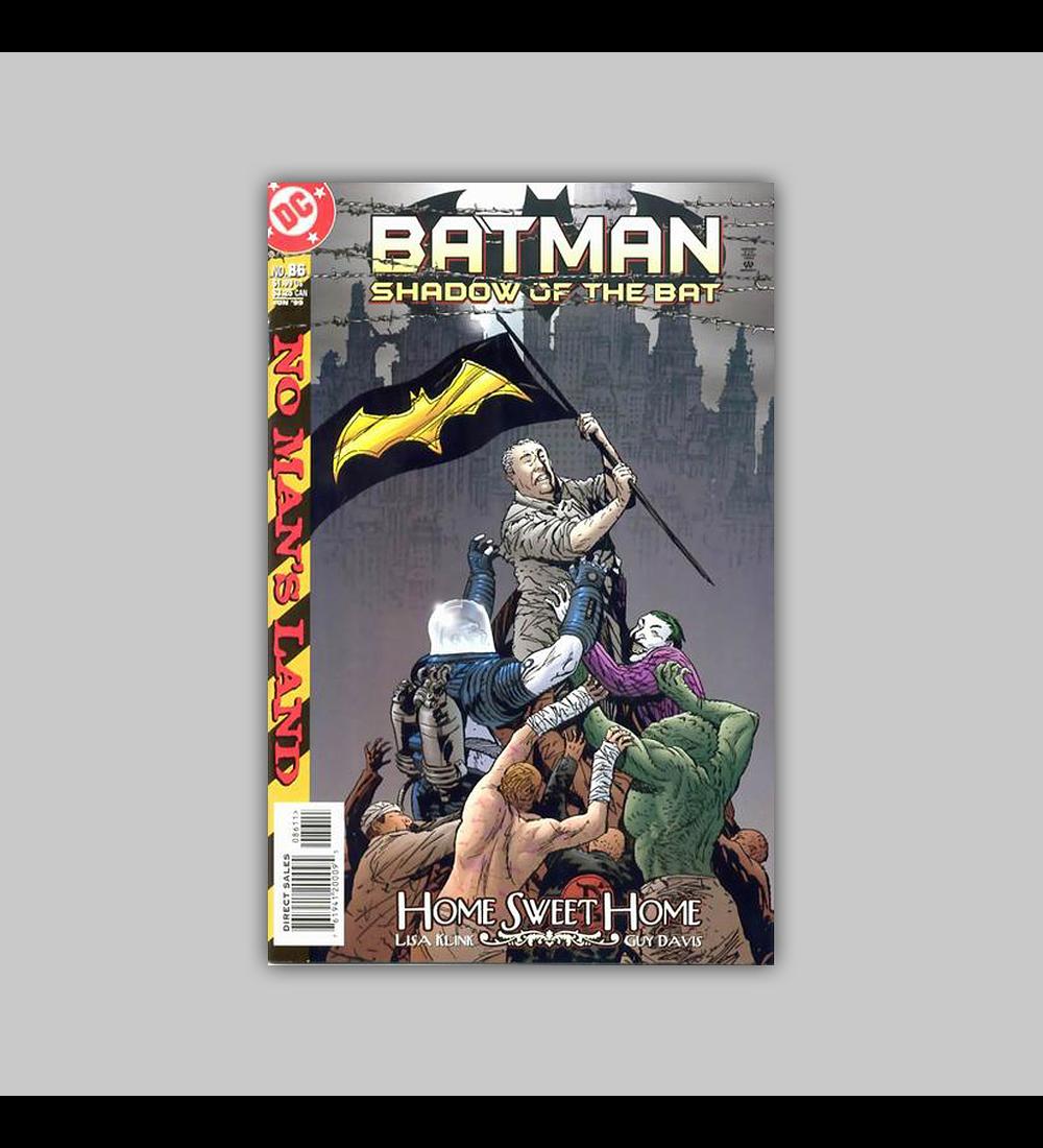 Batman: Shadow of the Bat 86 1999