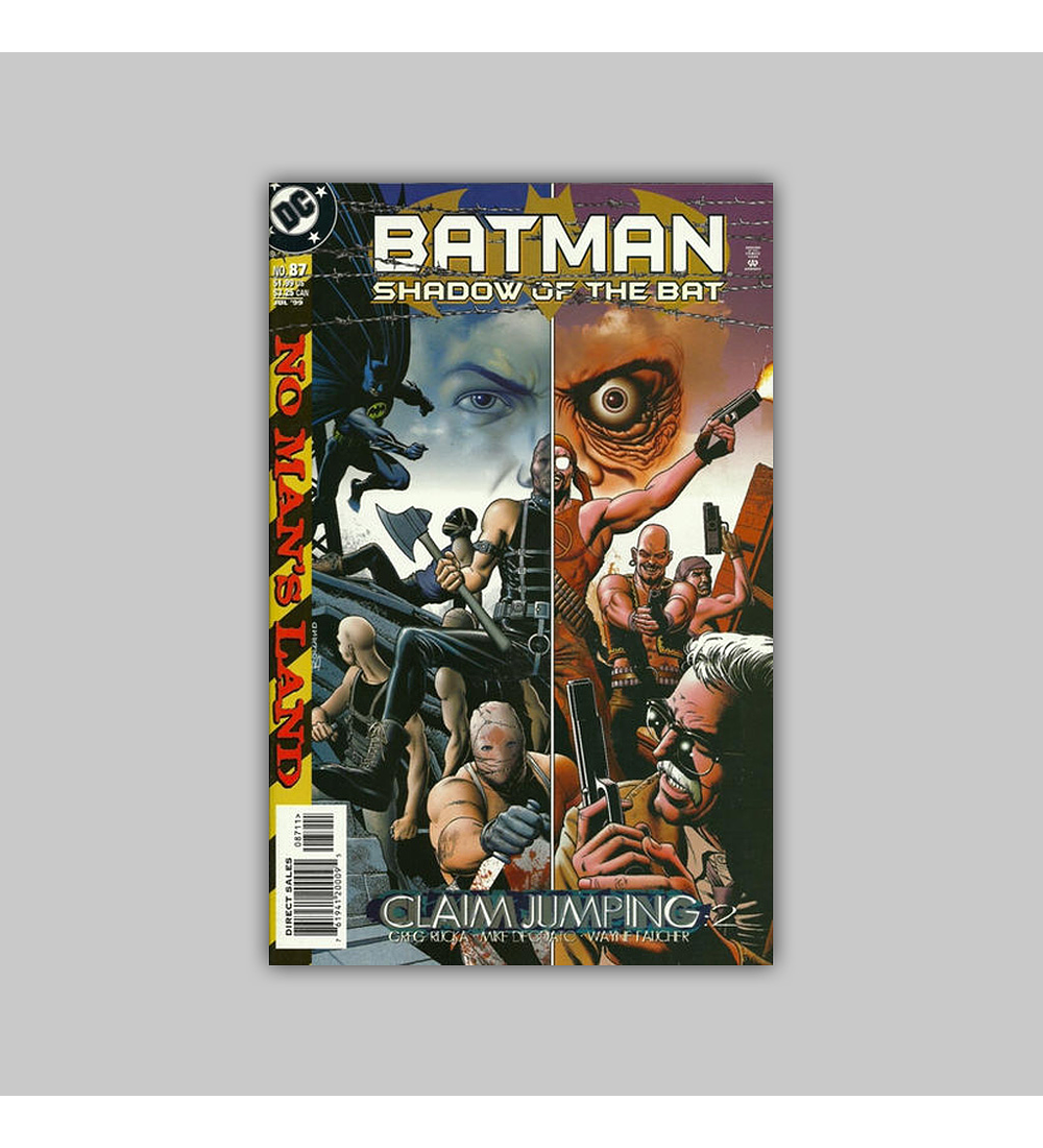 Batman: Shadow of the Bat 87 1999