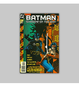 Batman: Shadow of the Bat 90 1999