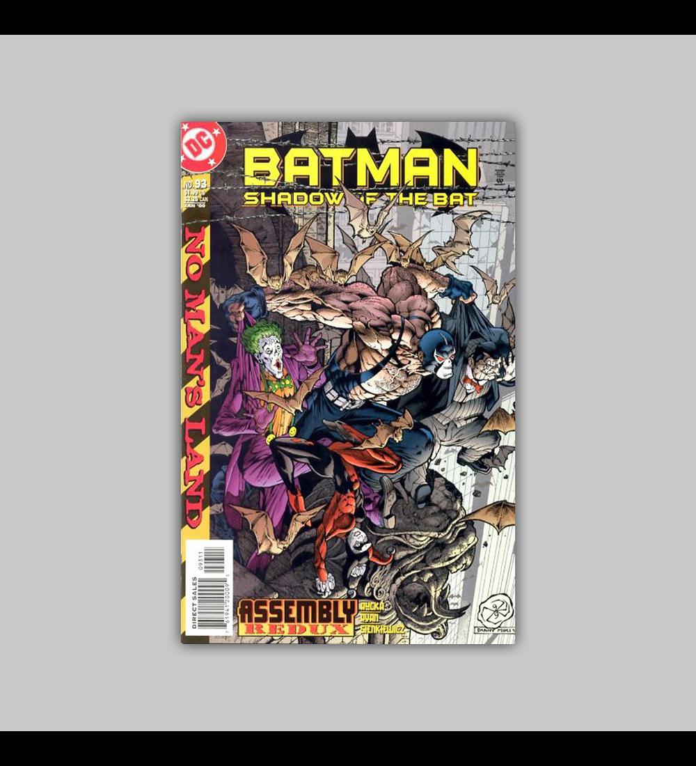 Batman: Shadow of the Bat 93 2000