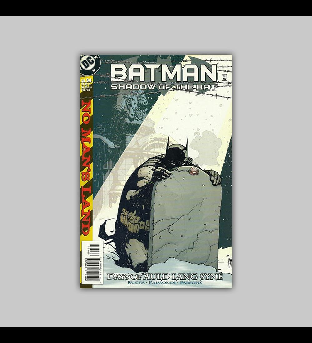 Batman: Shadow of the Bat 94 2000