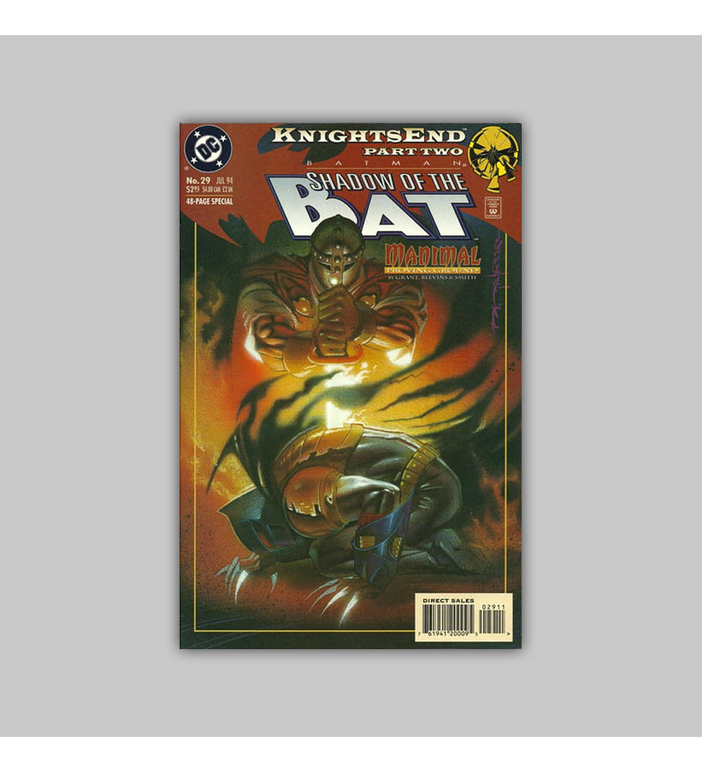 Batman: Shadow of the Bat 29 1994