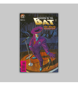 Batman: Shadow of The Bat 38 1995