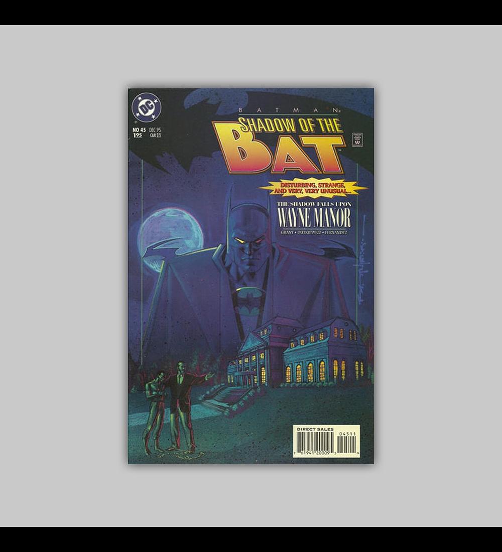 Batman: Shadow of the Bat 45 1995
