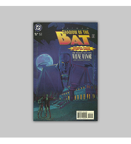 Batman: Shadow of the Bat 45 1995