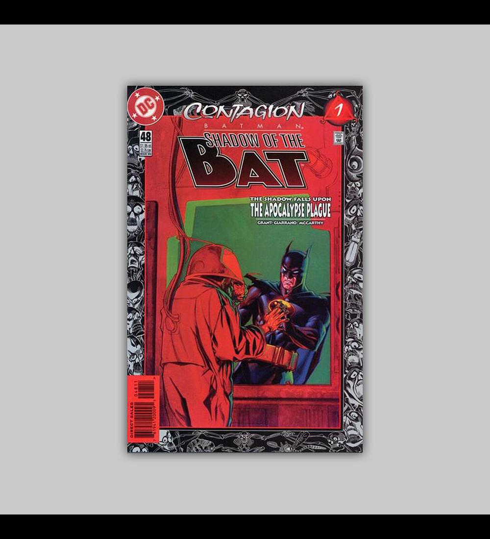 Batman: Shadow of the Bat 48 1996