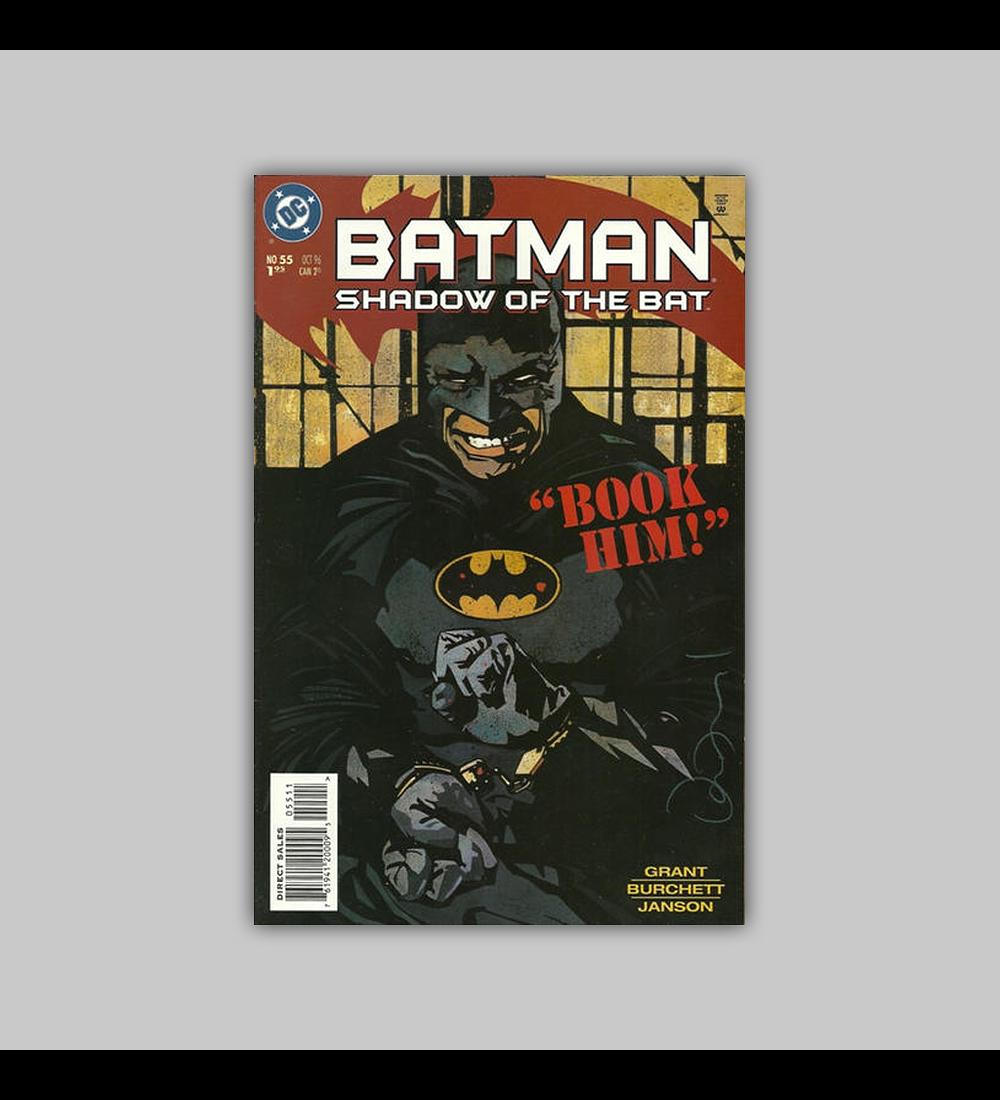 Batman: Shadow of the Bat 55 1996
