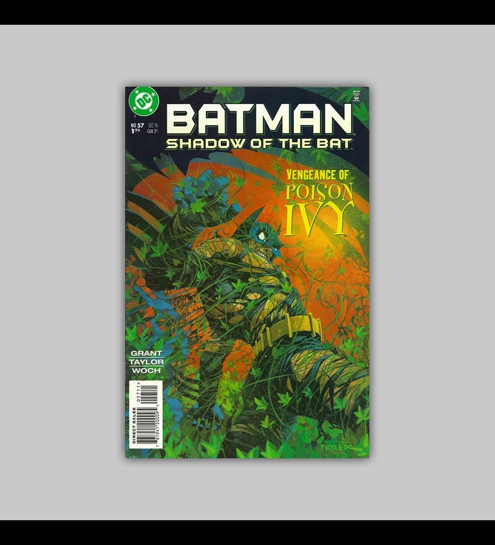 Batman: Shadow of the Bat 57 1996