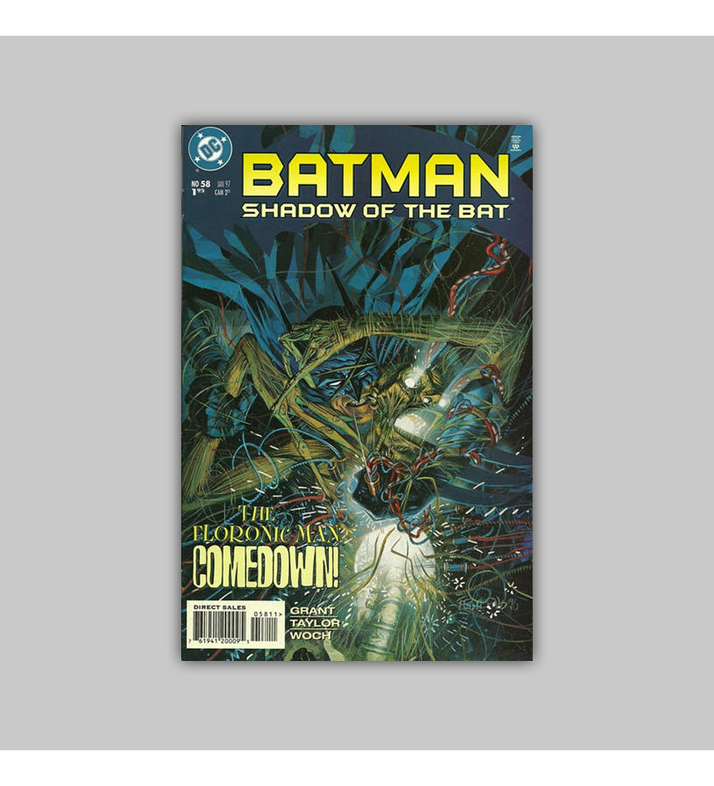 Batman: Shadow of the Bat 58 1997
