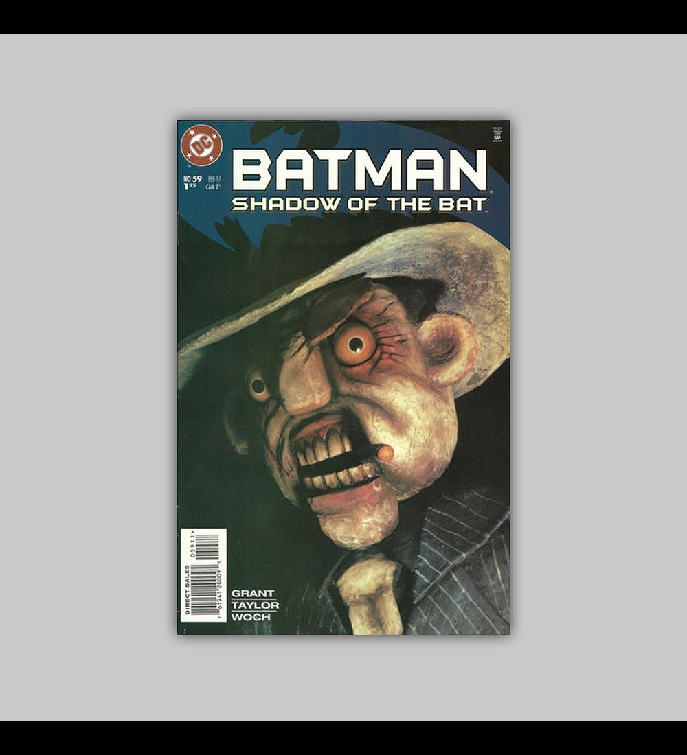 Batman: Shadow of the Bat 59 1997