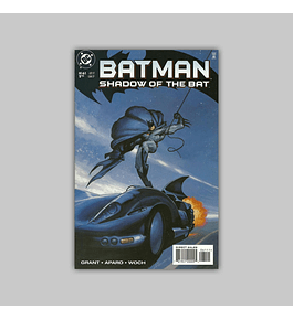 Batman: Shadow of the Bat 61 1997