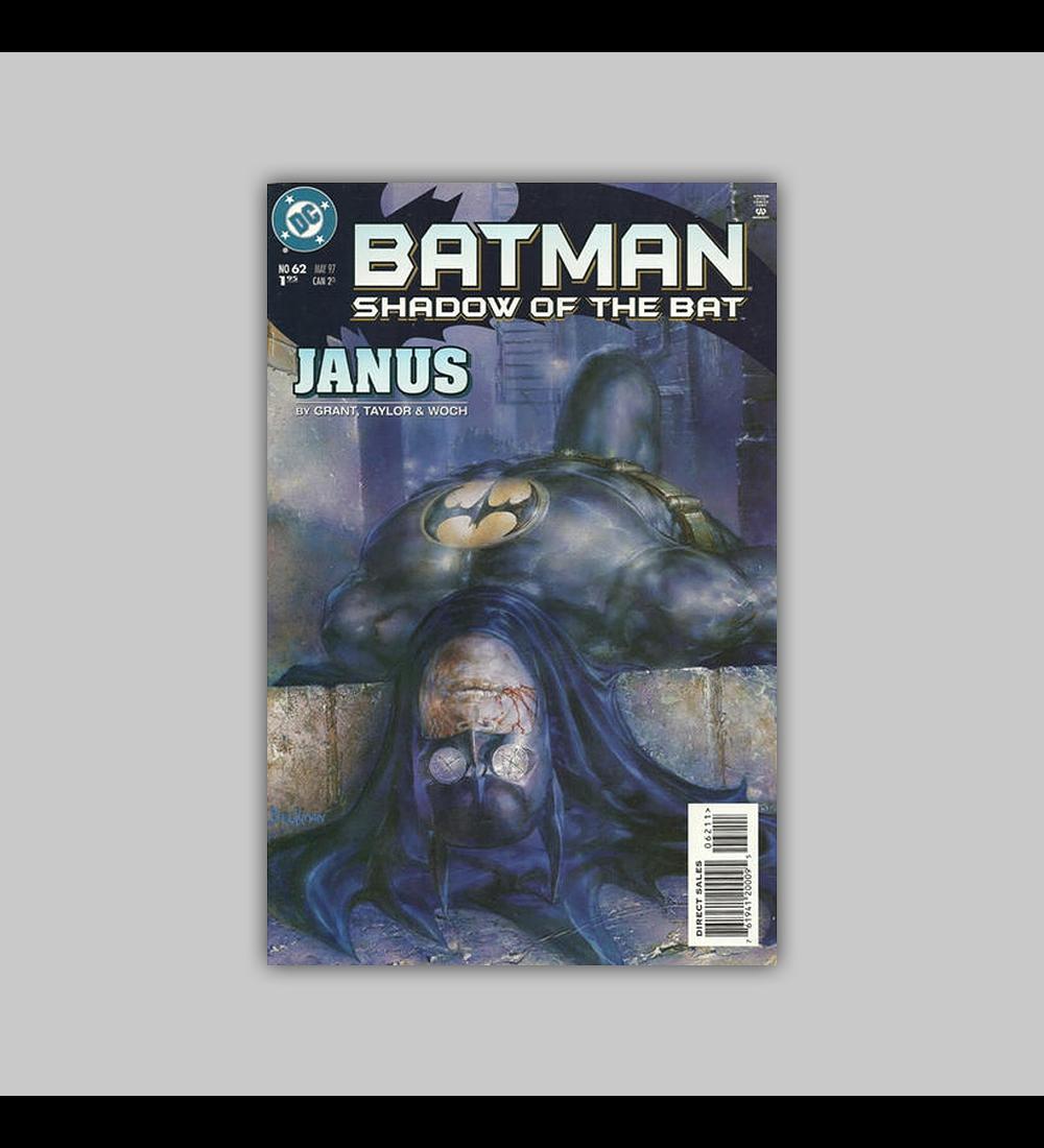Batman: Shadow of the Bat 62 1997