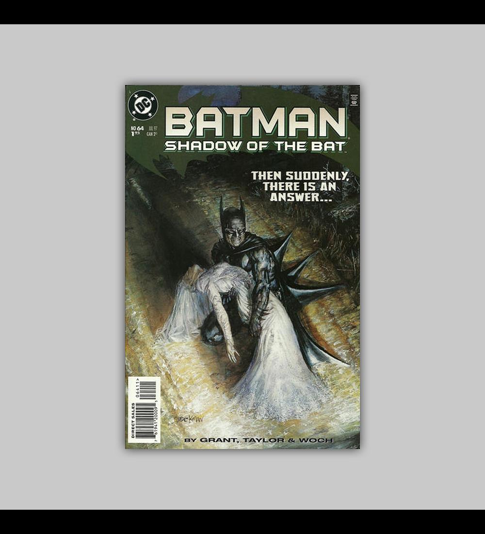 Batman: Shadow of the Bat 64 1997