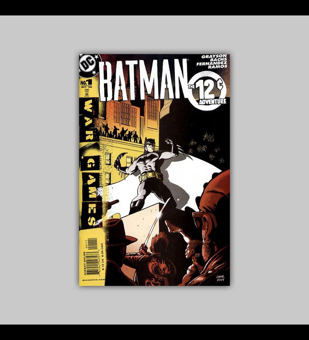 Batman: The 12-Cent Adventure VF/NM (9.0)
