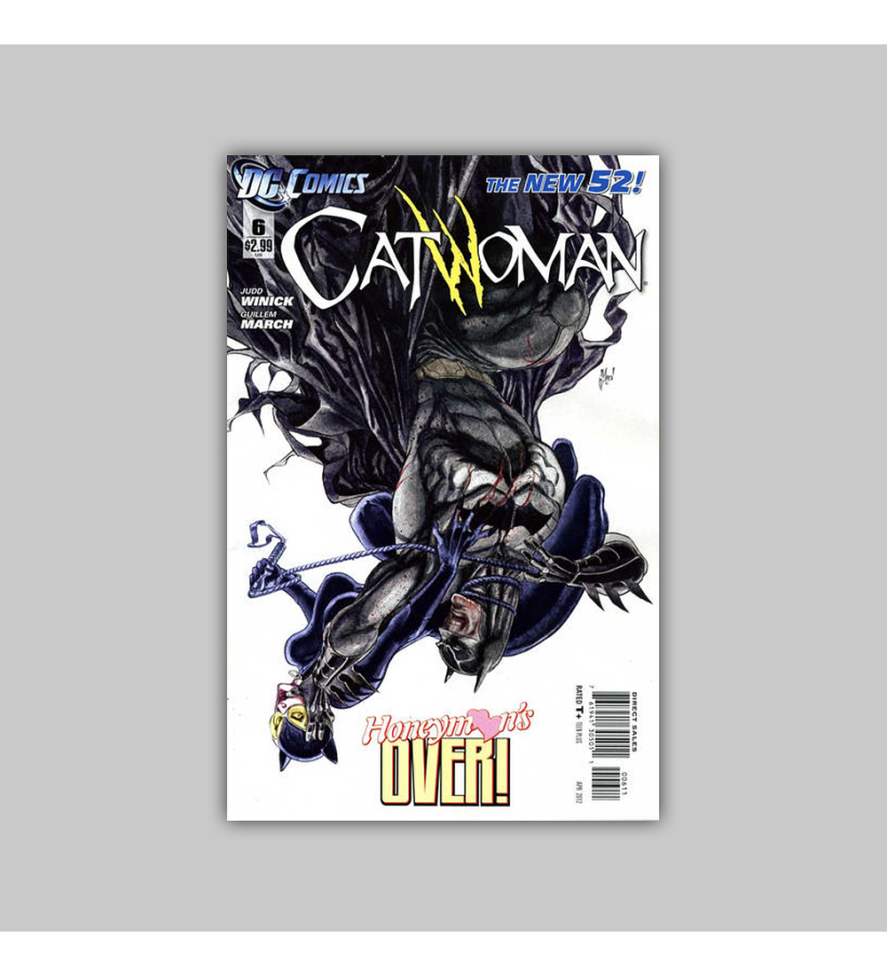 Catwoman (Vol. 3) 6 2012