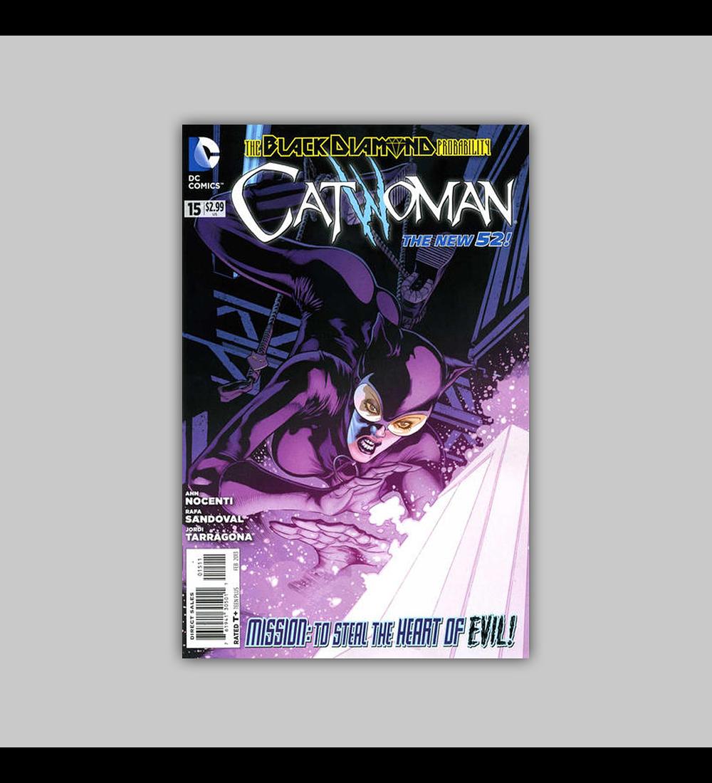 Catwoman (Vol. 3) 15 2013