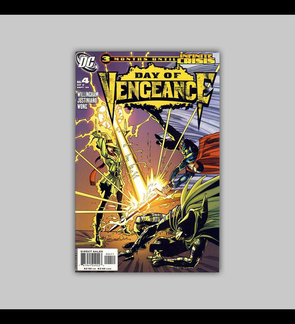 Day of Vengeance 4 2005