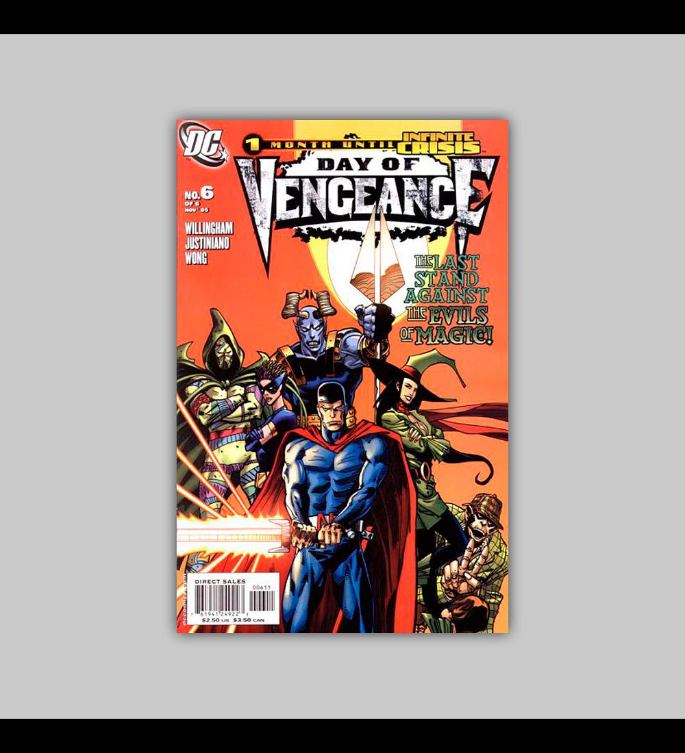 Day of Vengeance 6 2005