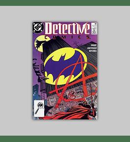 Detective Comics 608 1990